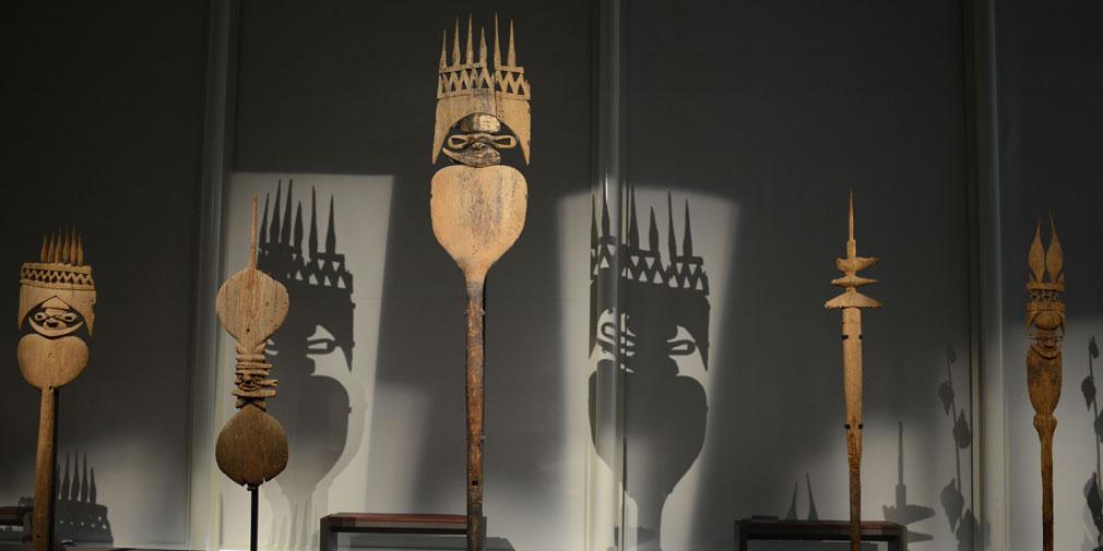 """""""Kanak, l'art est une parole"""". Du 15 octobre 2013 au 26 janvier 2014 au Musée du Quai Branly"""